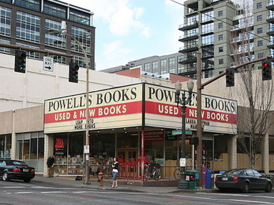 Powell's Books  Store