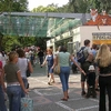 Prague Zoo Main Entrance