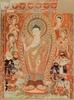 Pranidhi Scene, Temple 9 (Cave 20)