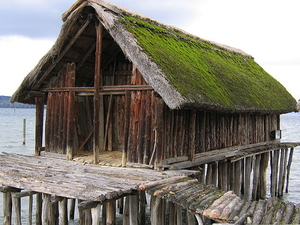 Prehistoric Pile dwellings around the Alps