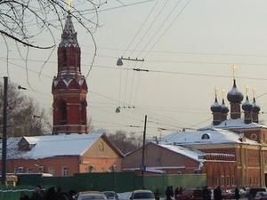 Preobrazhenskoye Cemetery