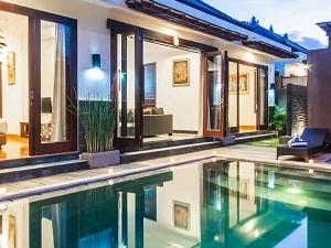 Private Pool Villa at Villa Umah Puri Seminyak Photos