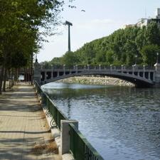 Puente De La Reina Victoria Manzanares