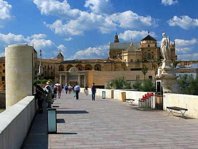 Puente Romano - Cordoba Spain