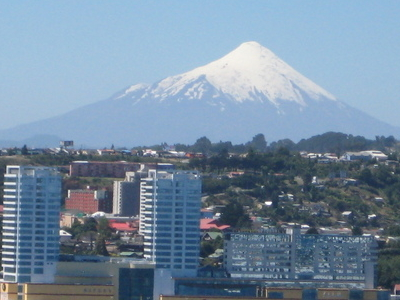 Puerto Montt's Sea-Side Downtown