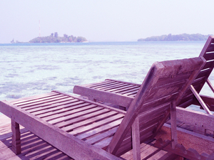 Tiger Island (Pulau Macan) @ Thousand Island Package Photos