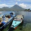 Pulau Tidore Volcano From Pulau Maitara - Maluku Islands