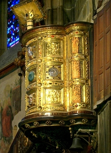 Pulpit From Henry II