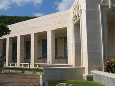 Chapel - National Memorial Cemetery Of The Pacific