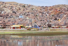 Puno City Overview - Peru
