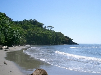 Punta Sal Peninsula Beach