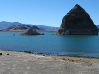Pyramid Lake