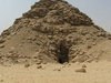 Pyramid Of Userkaf North Entrance