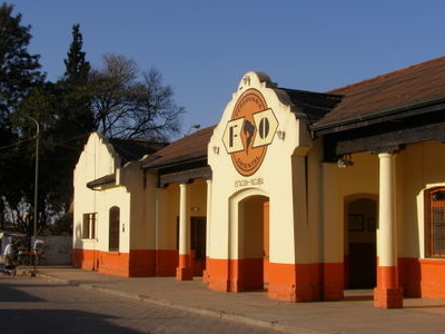 Yacuiba Train Station