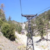 Mt. Baldy Ski Lifts In The Summer