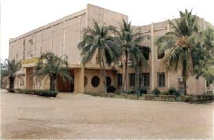 Palais De La Culture Amadou Hampaté Ba