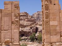 Petra Roman Road