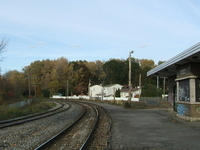Pointe aux Trembles Railway Station
