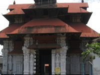 Sree Poornathrayeesa Temple
