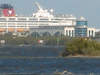 Cruise Ships Docked At Port Canaveral