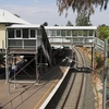 Punchbowl Railway Station