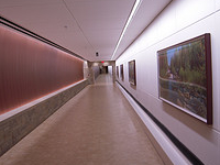 Medical Corridor North Pedestrian Tunnel