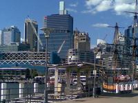 Pyrmont Bay Ferry Wharf