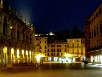 Quotpiazza Dei Signoriquot By Night.