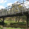 Queens Park Bridge Geelong