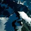 Queets Glacier On Mount Queets