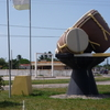 Drums Fathers Monument Dangriga