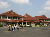 Radin Inten II Airport