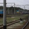 Railway Slavutych Chernobyl