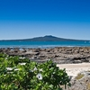 Rangitoto From Devonport - Auckland NZ