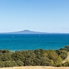 Rangitoto From Shakespeare Regional Park NZ