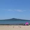 Rangitoto & Mission Bay Beach - Auckland NZ