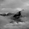 Razoredge Mountain - Glacier - USA