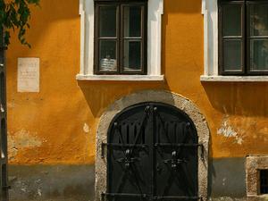 Ráby Mátyás house