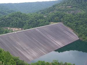 R.D. Bailey Lake