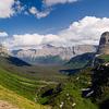 Red Eagle Mountain - Glacier - USA