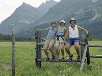 Redgap Pass Trail