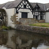 Reflections On Marford Mill