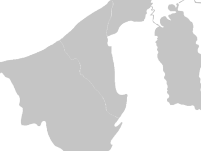 Regional Map Of Brunei