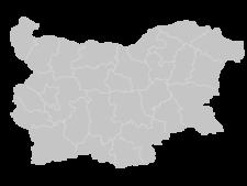 Regional Map Of Bulgaria