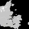 Regional Map Of Denmark