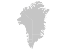 Regional Map Of Greenland