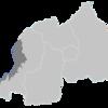 Regional Map Of Rwanda