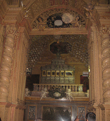 Relics Of St Francis Xavier