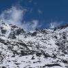 Renjo La Pass In Nepal Himalayas