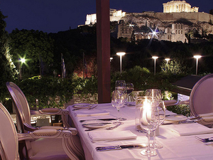 Restaurant Dionysos in Acropolis Photos